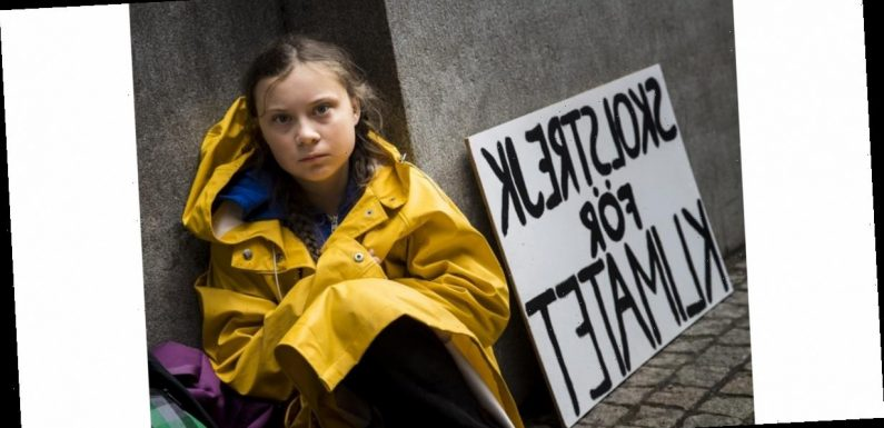A Documentary Following Greta Thunberg's Climate-Change Movement Is Heading Our Way in 2020
