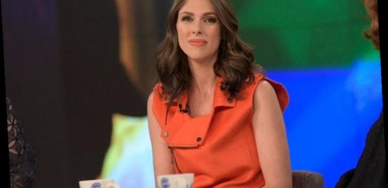 Why 'The View' Insiders Believe Abby Huntsman's Days Were Numbered Anyway