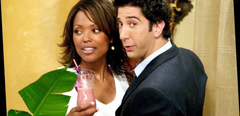 David Schwimmer says he pushed for Ross to date women of color on 'Friends'