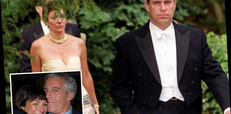 Ghislaine Maxwell 'visited Prince Andrew four times a day & had picnic on Buckingham Palace lawn' before Epstein scandal – The Sun