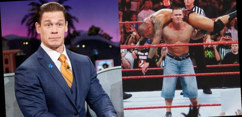 John Cena Explains Why He Chose Jorts for His WWE Ring Attire – Watch!