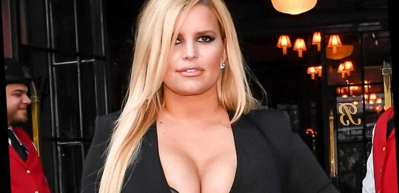 Jessica Simpson admits to being drunk on 'Ellen' in May 2017