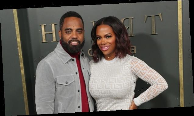 Kandi Burruss, 43, Rocks A Sheer Top During Date Night With Her 'Perfect Match' Husband Todd Tucker