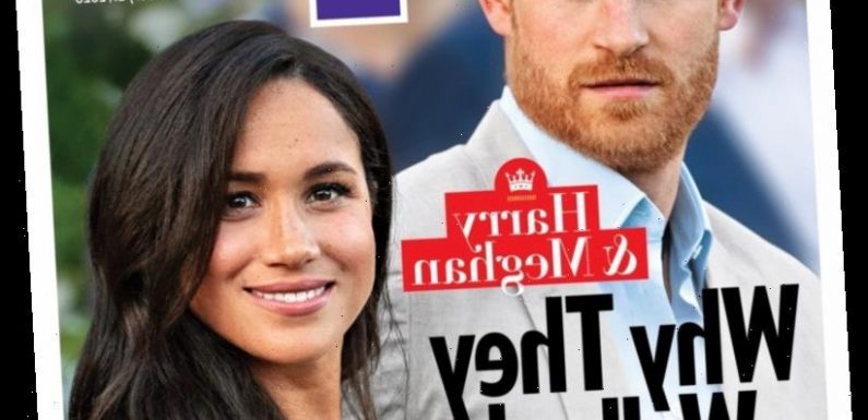 People: The Sussexes walked away because of 'bad blood' with the 'toxic' family
