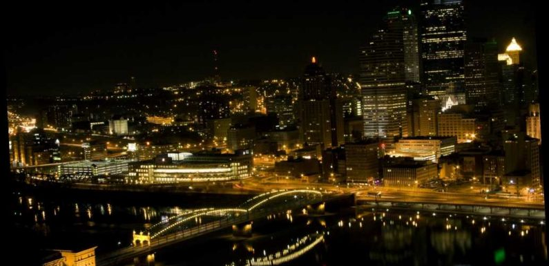 Two satellites could collide in space over Pittsburgh tonight