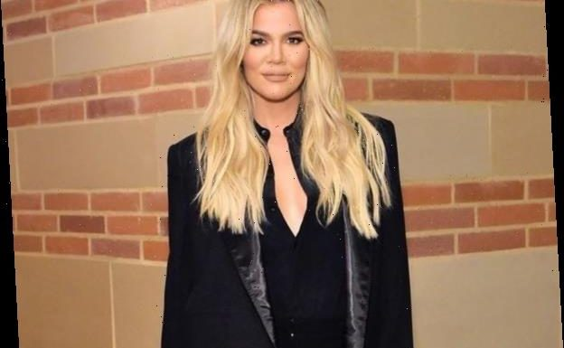 Khloe Kardashian's All-Denim Outfit Will Give You Britney Spears Vibes