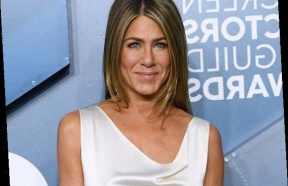 Why Jennifer Aniston Is ''Still Shaking'' After Her SAG Awards Win