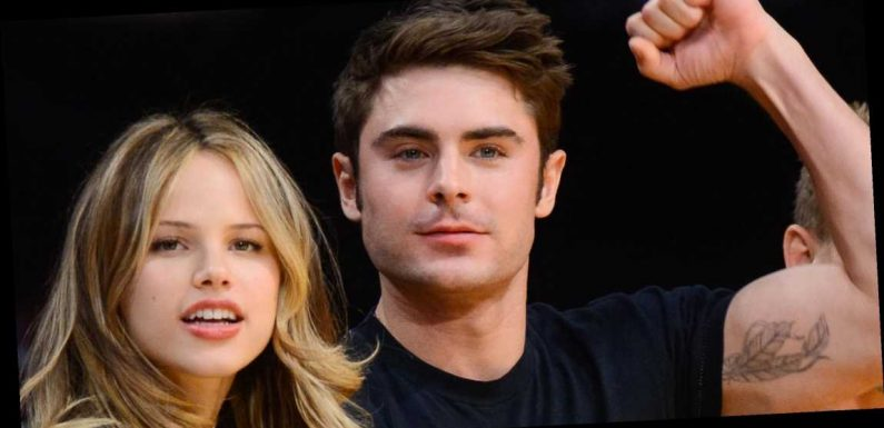 Since You're Nosy AF, Here's All the Dirt on Zac Efron's New Girlfriend, Halston Sage