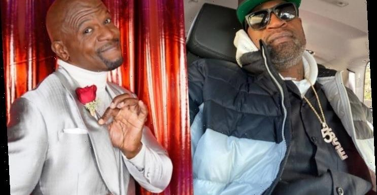 Former NBA Player Stephen Jackson Calls Terry Crews a 'Whole Clown' Over 'Wife' Comment