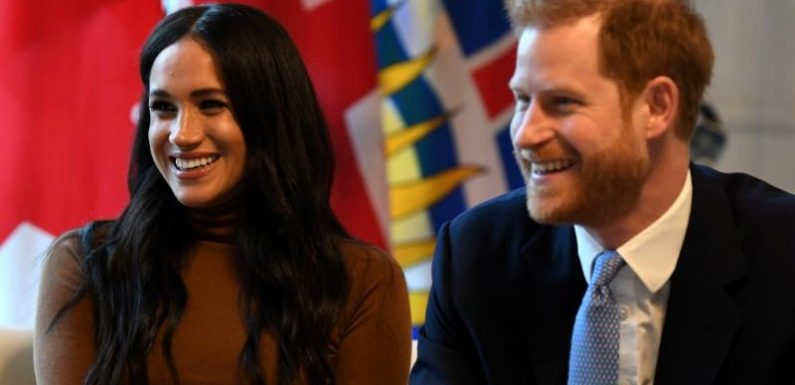 Queen agrees Prince Harry and Meghan can go it alone
