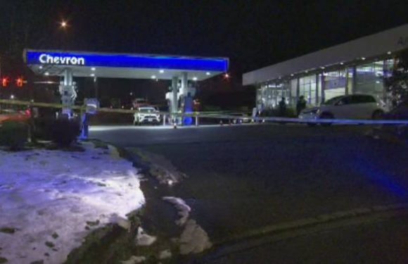Targeted shooting at Burnaby gas station