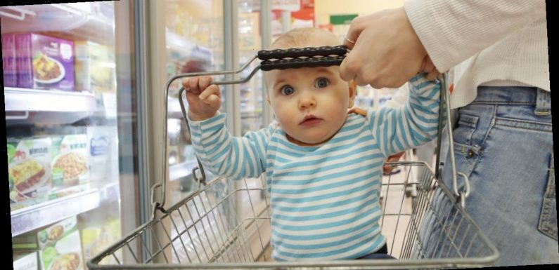 Mum shares clever hack to make supermarket trips with your baby easier