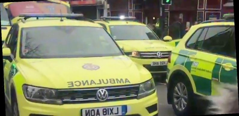 Ambulance service hits back at '30-min delay' claim in Streatham terror attack