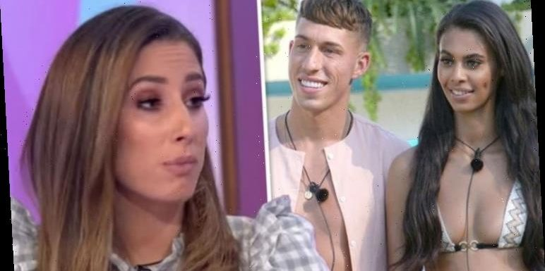 Stacey Solomon: 'It's a lot harder to deal with' former X Factor star issues warning