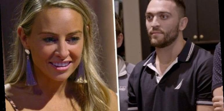 Love Is Blind: Mark and Jessica split exposed as fans spot worrying ring clue?