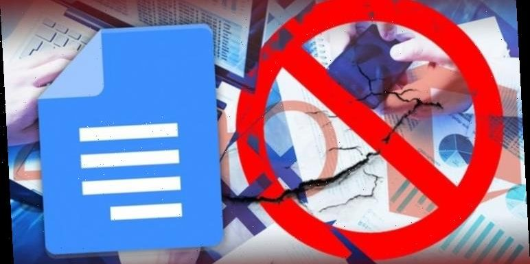 Google Docs warning: Don't open Microsoft Office 365 update through Google Docs