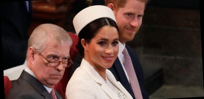 Meghan Markle and Prince Harry 'snub' invite to Prince Andrew's 60th