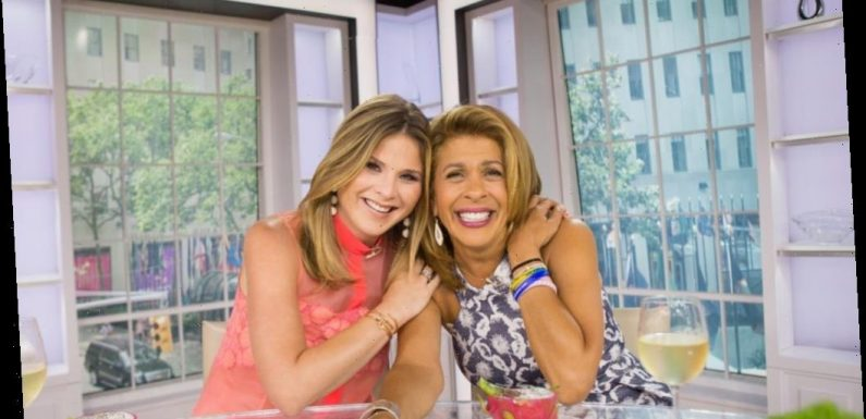 'Today Show's' Hoda Kotb is Freaking Out Over This Guest Coming On The Show For The First Time