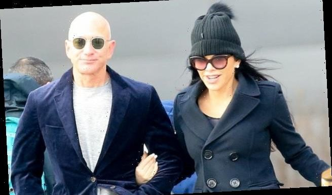 Jeff Bezos accuses his girlfriend's brother of 'extortion'