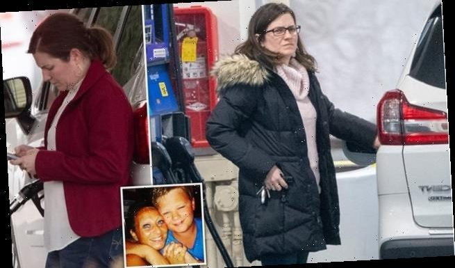 Pictured: Anne Sacoolas, who fled after crash that killed Harry Dunn