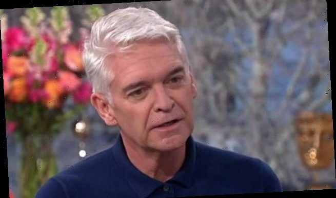 Huge outpouring of support for Phillip Schofield after coming out gay