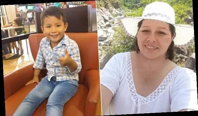 Mother is raped and son, four, beaten to death in Argentina