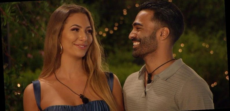 Love Island's Nas says he regrets villa snog after being kicked out with Eva