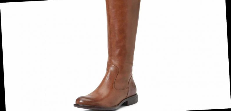 These Classic Leather Riding Boots Are 50% Off at Nordstrom