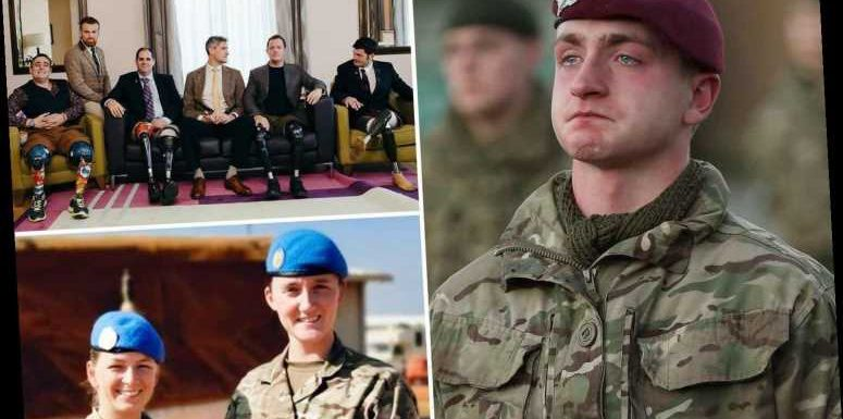 Selfless heroes nominated for The Sun's Military Awards including man who joined Paras after brother killed by Talbian – The Sun
