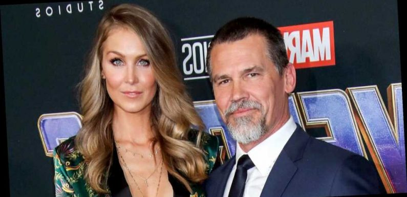 Josh Brolin Claps Back After Troll Disses Intimate Pic of Wife Kathryn Boyd