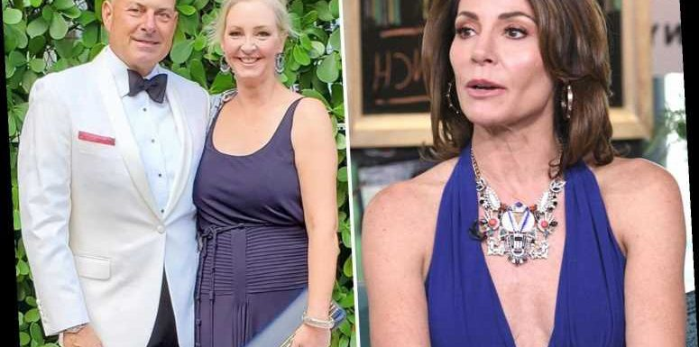 RHONY's Luann de Lesseps' ex-husband Tom D'Agostino moves on with sexy decorator- and says he's 'better than ever' – The Sun