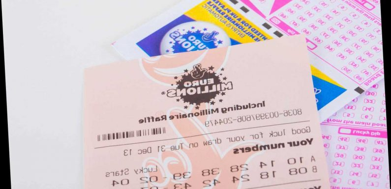 £1m EuroMillions prize still unclaimed three months after ticket was bought in one of the most deprived parts of Wales – The Sun