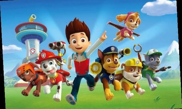 'PAW Patrol: The Movie' Set for August 2021 Release at Paramount