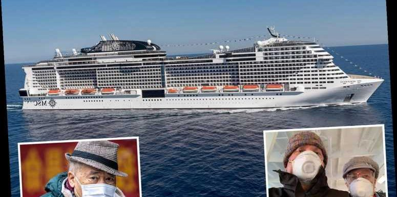 Miami cruise stranded over coronavirus fears after being blocked from ports because crew member is sick – The Sun