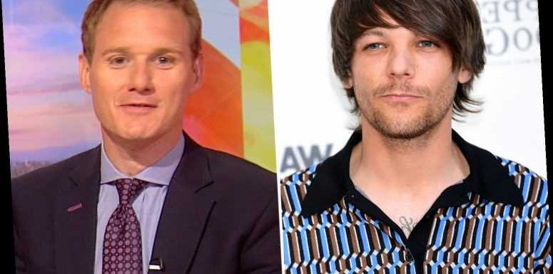 Louis Tomlinson slams BBC Breakfast's Dan Walker for 'continuing to ask him about his grief' in awkward interview