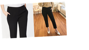 These $35 Pants Look Like Work Trousers, but Honestly, They Feel Like Sweatpants
