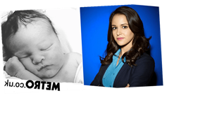 Brooklyn Nine Nine star Melissa Fumero gives birth on Valentine's Day