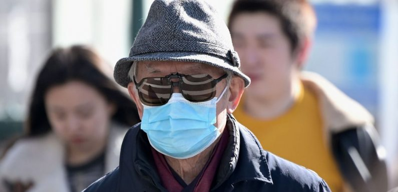 Coronavirus spreads with 100 quarantined at top university as death toll rises