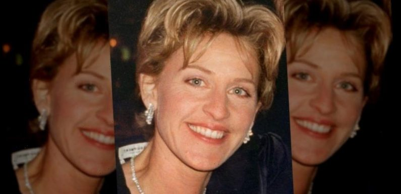 The stunning transformation of Ellen DeGeneres