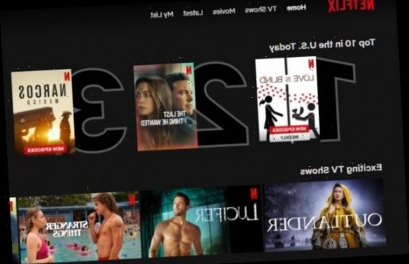 Why Netflix's New Top 10 Lists Are Not About Transparency