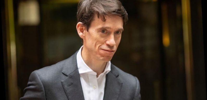 A ring of Tantric Massage parlours were being run from a flat owned by London Mayor candidate Rory Stewart – The Sun