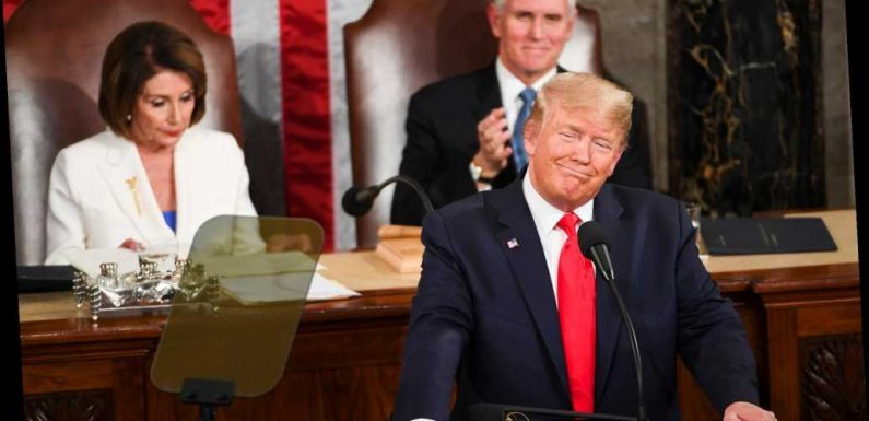 Republicans planning to expunge Trump impeachment if they win back the House