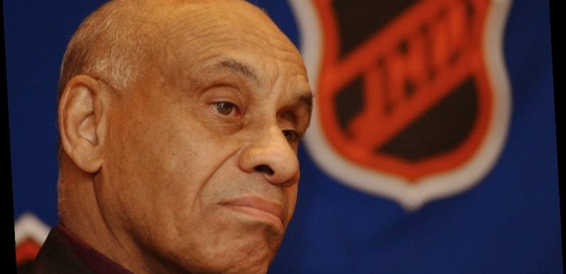 ESPN Acquires Documentary About Willie O'Ree, NHL's First ...