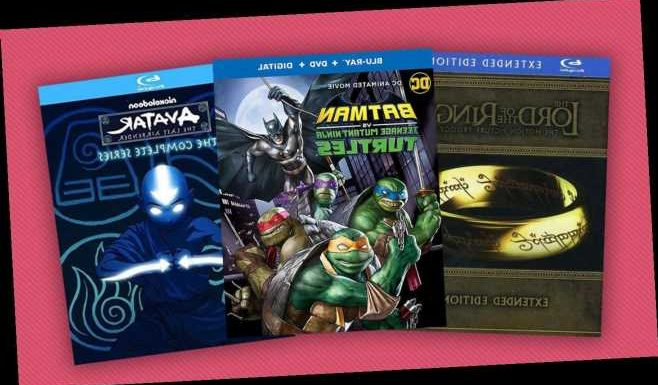 Best Blu-Ray Deals: Lord Of The Rings, DC Comics Movies, Harry Potter, And More