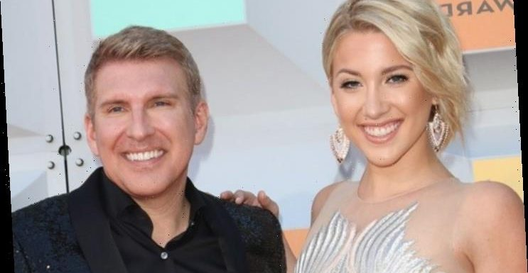 Todd Chrisley Fires Back at Troll Telling Daughter Savannah to Stop 'Whoring' Herself Out on IG