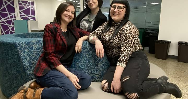 Trio of Edmonton Métis librarians using podcast to share Indigenous stories