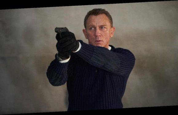 Daniel Craig says five-year James Bond delay partly caused by his anxiety