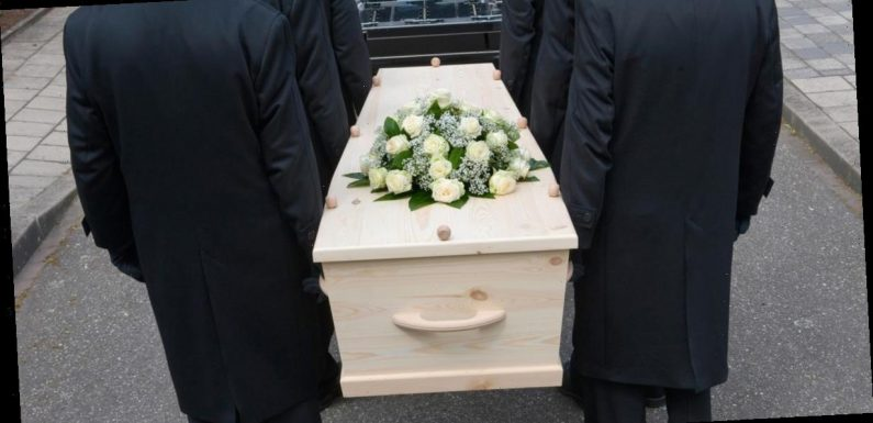 Undertakers warned coronavirus can stay alive in patients 'for days after death'