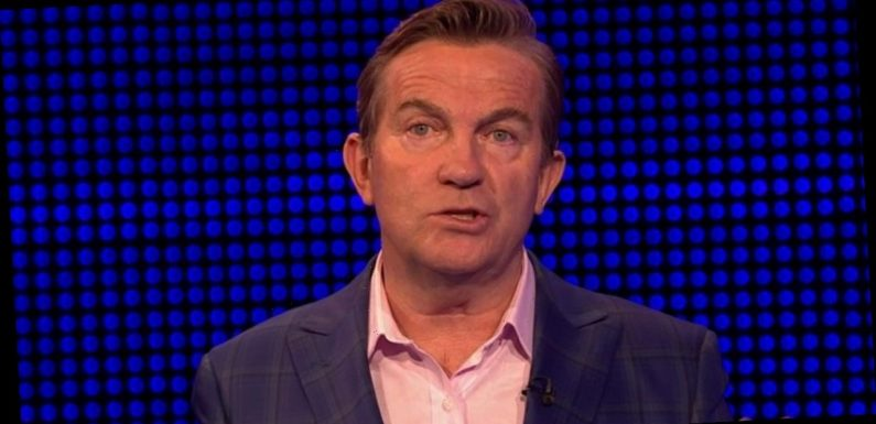 The Chase Bradley Walsh snaps at show bosses over 'toughest quiz questions ever'