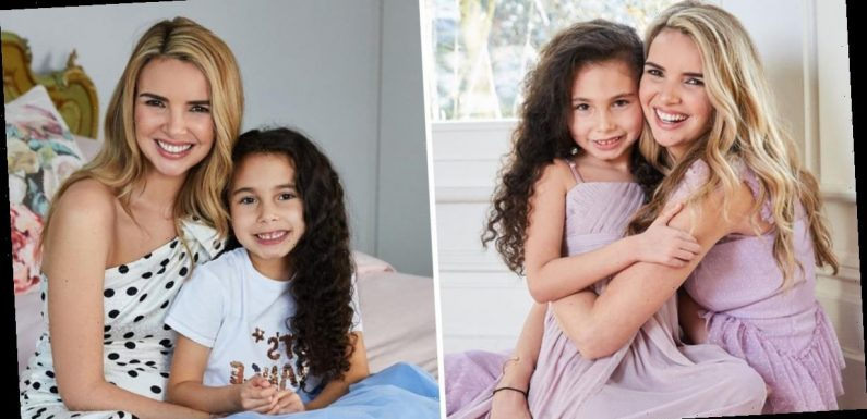 Nadine Coyle poses with daughter Anaíya as she opens up on motherhood anxiety, dating and her relationship with Cheryl